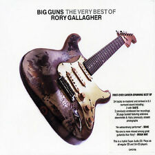 Big Guns, The Very Best of Rory Gallagher CAPO / SONY 2x SACDs CAPO-705: