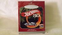 Hallmark Ornament 1998 Hot Wheels 30th Anniversary