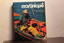 Hermann et Maillard MARTINIQUJE beau livre relié  couleurs 1973 ed. du pacifique
