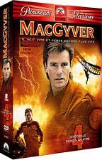 1960 // MAC GYVER  SAISON 4 COFFRET 5 DVD NEUF