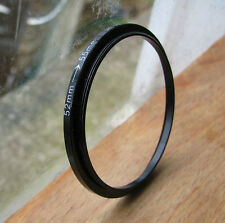 52mm  to  55mm filter step up  ring used thin design hoya  japan made 3mm step