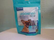 Virbac C.E.T. VeggieDent FR3SH Tartar Control Chews For XS Dogs Qty. 15