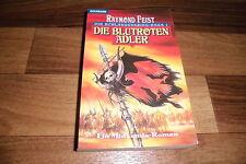 Raymond Feist -- SCHLANGENKRIEG-SAGA  # 1 / die Blutroten Adler / Midkemia  # 7