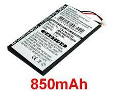 Batterie 850mAh Pour Creative Zen Neeon type BA20603R79906