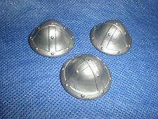 Playmobil RITTER la edad media 3 x plata cascos casco plato casco sin usar Top