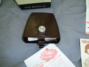 VIEWMASTER MODEL E LIGHT ATTACHMENT IN EXCELLENT ORIGINAL CONDITION WITH BOX