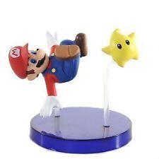 Super Mario Galaxy Figures - Mario with Star
