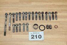 Honda CRF450 CRF 450 2002 03 04 Inner & Outer Clutch Case & Water Pump Bolt Set