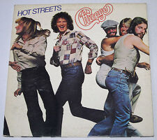 CANADA Pressing CHICAGO Hot Streets LP Record