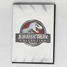 Jurassic Park 25Th Anniversary Collection (4K Uhd + Blu-Ray)