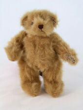 Teddy Bear By RICH Classic Articulated Plush Toy With Faux Mohair 19cm