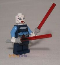 Lego Asajj Ventress Minifigure (No Skirt) from set 7676 Star Wars NEW sw195