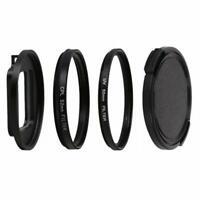 52mm CPL and UV Filter for GoPro HERO7/HERO6/HERO5 Black and Hero(2018)