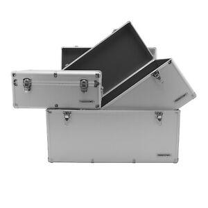 Alukiste Alukoffer Alu-Rahmen 3er Set Boxen oder 19L 54L 82L Werkzeugkiste