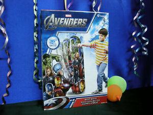Avengers Bop Bag Film Version 36 inches Tall Marvel Thor Iron MAN Hulk Captain A