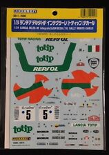 "Modeler's 1/24 Decals for Lancia Delta HF Integrale ""Totip"" - MOD-D511"