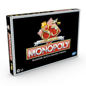 Monopoly 85th Anniversary Edition Family Game