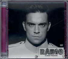 ROBBIE WILLIAMS RADIO 2004 EU DVD SINGLE CHRYSALIS - DVDCHS5156 STEPHEN DUFFY