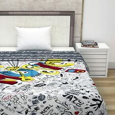 for Black Friday festival Home purpose Polyester 120 TC Reversible Quilt