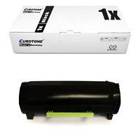 ECO Toner für Lexmark MX-317-dn MX-417-de MX-517-de MX-617-de 2.500 seiten