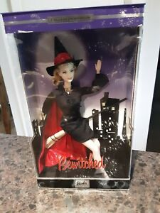 BEWITCHED BARBIE COLLECTOR EDITION 2001 NRFB