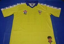 CADIZ CF Retro Soccer Jersey 86/87 Camisa Mágico Gonzalez #11 Edicion Especial