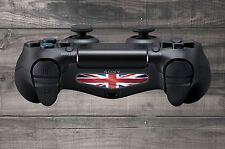 Union Jack Playstation 4 (PS4) joystick barra luminosa decalcomania (Set di 2)