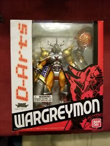 Bandai Digimon D-Arts Wargreymon Action Figures S.H. Figuarts