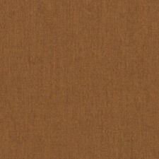 "Sunbrella Tresco Ginger 4697 Solid 46"" Wide Outdoor Fabric By The Yard Orange"