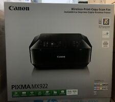 Canon Pixma MX922 Wireless Printer - Black