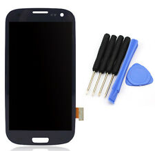 Blue Front LCD Display +Touch Screen Glass Digitizer For Samsung Galaxy S3 i9300