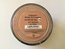 Bare Minerals SPF 15 Foundation Original C30 Medium Tan 8gm - UK Delivery