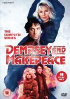 Nuovo Dempsey E Makepeace - la Serie Completa DVD