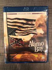 Alamo Bay Blu-ray Disc (Twilight Time, Out of Print, Ed Harris, Louis Malle)