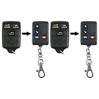 2 Fits 1991-1996 Chevrolet Replacement Remote Key Keyless Entry FOB Transmitter