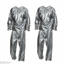 Sauna Suit Set of 2 (Silver)