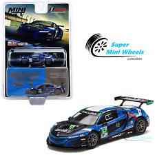 Mini GT 1:64 Acura NSX GT3 EVO #57 2020 IMSA 24 Hrs of Daytona (Blue) #248