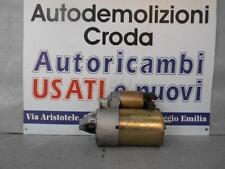 Motorino avviamento CHEVROLET DAEWOO MATIZ 0.8  96275481 (2005)