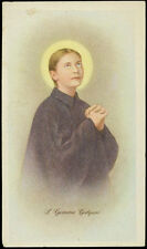 """santino-holy card""""""""ediz. GN  n.3001 S.GEMMA GALGANI"""