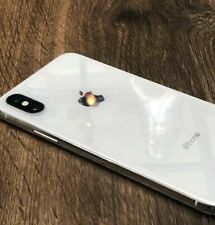 Apple iPhone X 64GB - Unlocked - Silver - Excellent Condition RRP£899