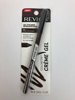 Revlon ColorStay Creme Gel Eyeliner, 803 Dark Chocolate - New Sealed