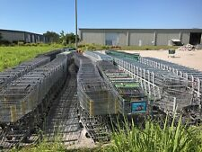 Used grocery shopping carts, buy one or all for better deal (good condition)