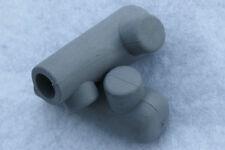 VESPA STÄNDERFÜßE grau STÄNDER 16 mm VNA VNB VBB GS Sprint GL Acma 125 150 Super