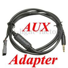 3.5mm AUX Adapter Radio Cable for BMW BM54 E39 E46 E38 E53 X5 Stereo iPhone MP3