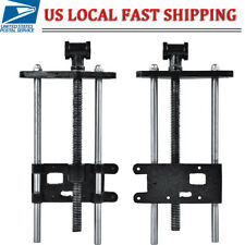 10.5inch Cabinet Maker's Vise Woodworking Bench Clamp Cast Steel Wood Heavy Duty
