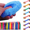 Snow Mud Fluffy Floam Slime Putty Scented No Borax Clay Relax Hand Craft DIY Toy