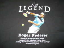 I am LEGEND Roger Federer TENNIS Champion (SM) T-Shirt