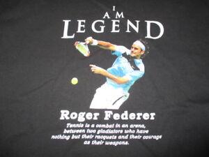 I am LEGEND Roger Federer TENNIS Champion (SM) T-Shirt