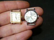 Montre oméga et montre Tissot montre de femme