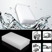 100 BULK PAK Cleaning Magic Sponge Eraser Melamine Cleaner multi-functional foam